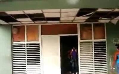 Hospital infantil en pésimas condiciones en Cuba