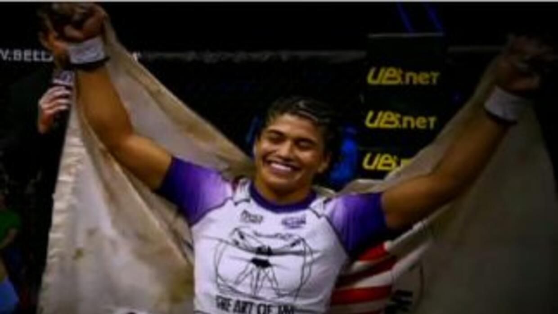 Jessica Aguilar practica el deporte y habla sobre esta violenta modalidad.