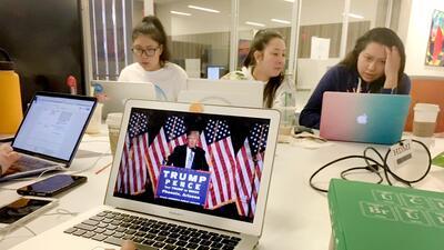 En fotos: El estudio de UCLA que demuestra como Donald Trump discrimina a los inmigrantes