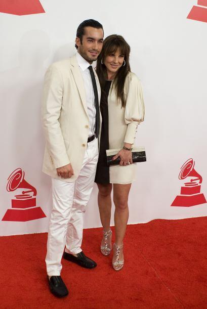 El 29 de agosto de 2009 en la famosa capilla Viva Las Vegas, se casaron...