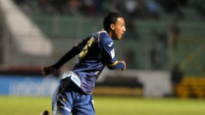 Real Sociedad venció por 1-0 al Motagua en el cierre de la primera jorna...