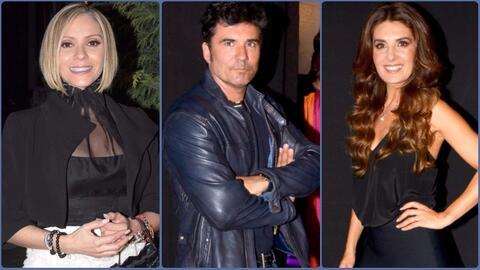 Daniela Castro, Diego Olivera y Mayrín Villanueva conforman el tr...