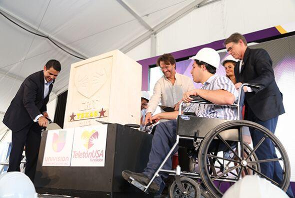 El 6 de agosto en nuestra ciudad se dio un gran paso para la rehabilitac...