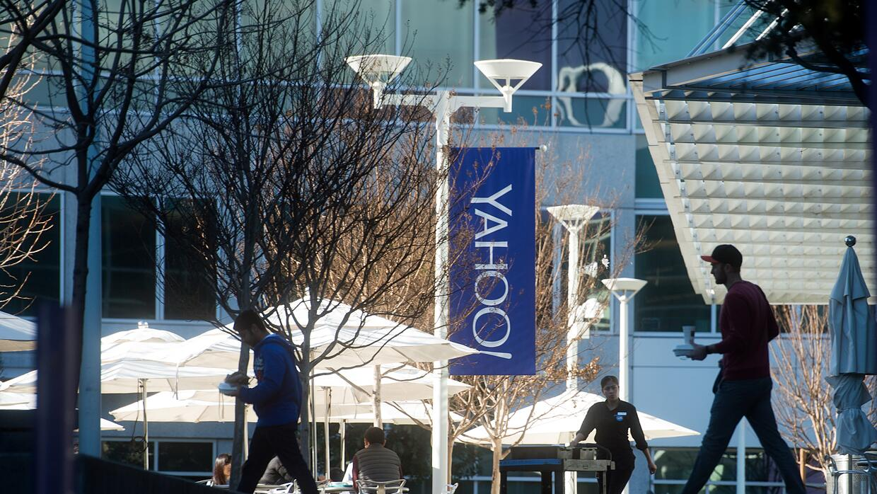 La sede central de Yahoo en Sunnyvale, California / Getty Images