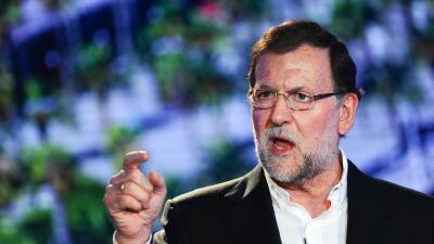 Presidente de gobierno español, Mariano Rajoy