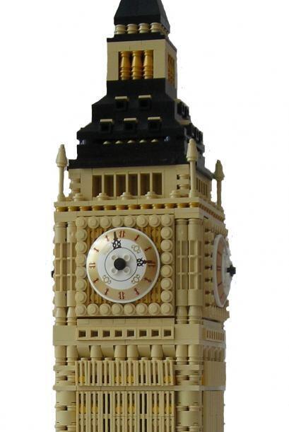 Este Big Ben si que es una réplica muy parecida al original, de acuerdo...