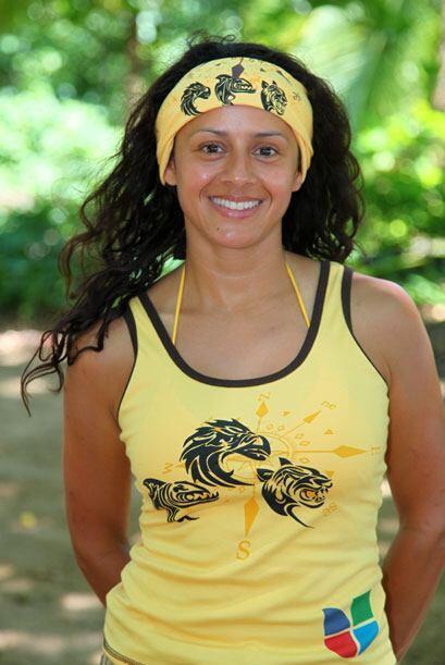 Angélica se ha posicionado como una de las competidoras más fuertes, ¿ga...