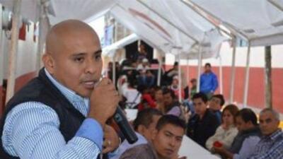 Candidato asesinado en Chilapa. Crédito: Facebook