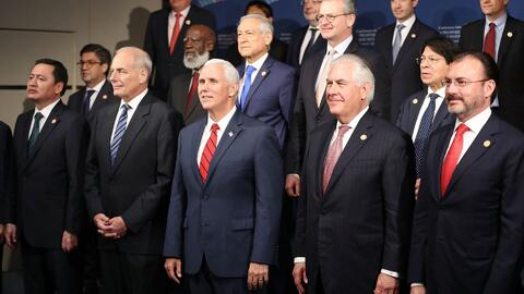 Gobierno de Trump pone la mirada sobre los problemas centroamericanos