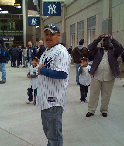"""¿Eres un """"Yankee Fan""""?Se parte de la historia de la Serie Mundial 2009 y..."""