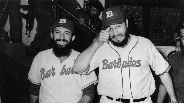 Las postales de Fidel Castro en el deporte
