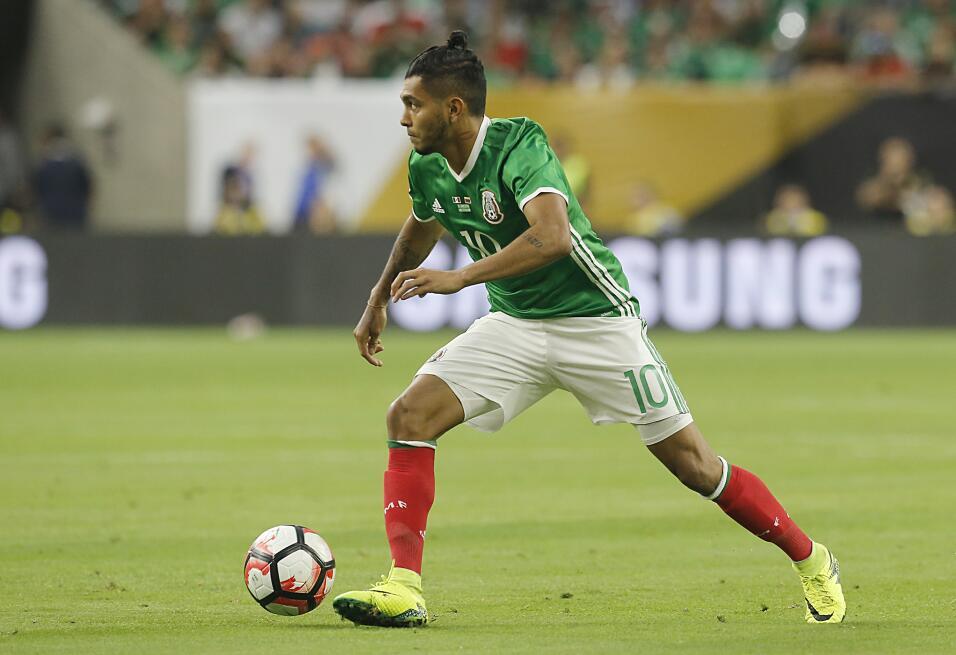 México anuncia su lista para los compromisos eliminatorios ante Costa Ri...