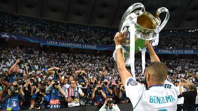 ¿Se va del Real Madrid? Benzema agradece nueve años de trayectoria con los Merengues
