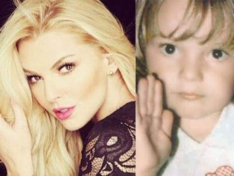 Ellos crecieron para bien, porque aunque de niños se veían...