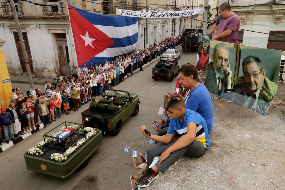 Funeral Fidel
