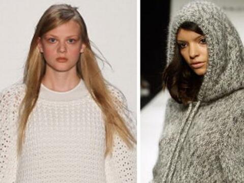 El suéter es una prenda básica para sobrevivir al fr&iacut...