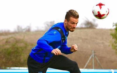 Christian Santos podría abandonar de inmediato el club vasco.