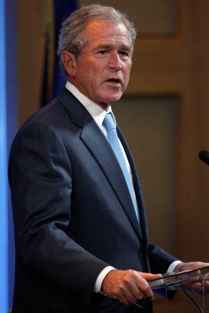 GEORGE BUSH.- Fue presidente los Estados Unidos de América desde...