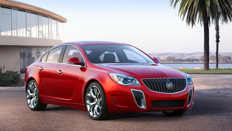 El actual Buick Regal es una versión levemente disfrazada del Insignia,...