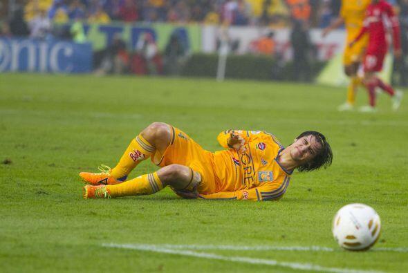 El fichaje de Amaury Escoto con Tigres seguramente pondrá nerviosos a Iv...