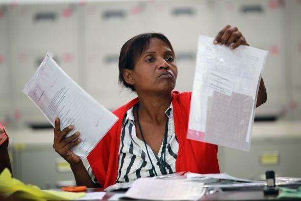 La Organización de Estados Americanos (OEA) declaró válidas las eleccion...