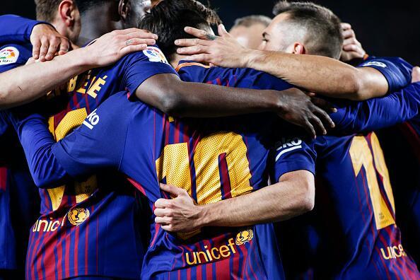 En fotos: Barcelona de récord con triplete de Messi 943128352.jpg