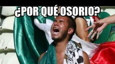 Memelogía | El paso de Osorio por el Tri dejó un mar de divertidos memes