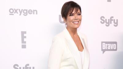Kris Jenner quedó muy impresionada por el discurso que dio Caitlyn.