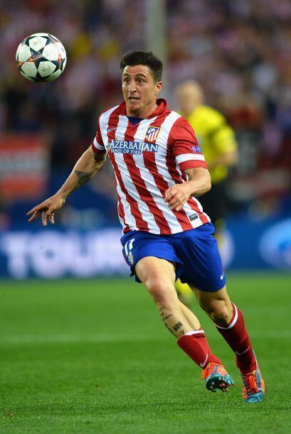 Suplentes: - Raúl García (7): De inicio suplente, entró al campo para lo...