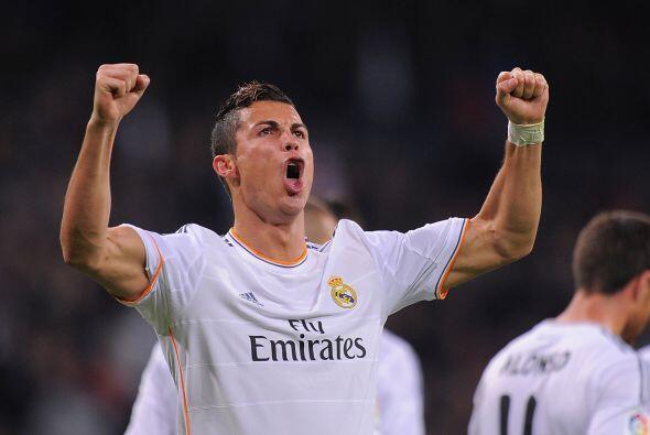 El portugués parecía haber soñado este partido para que Blatter se comie...