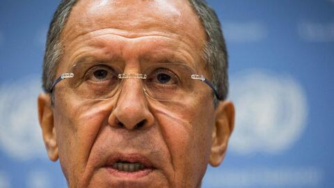 """Canciller ruso califica de """"caza de brujas"""" el escándalo de los contacto..."""