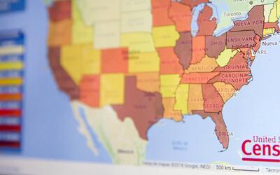 El Censo permite hacer la división de distritos electorales y dis...
