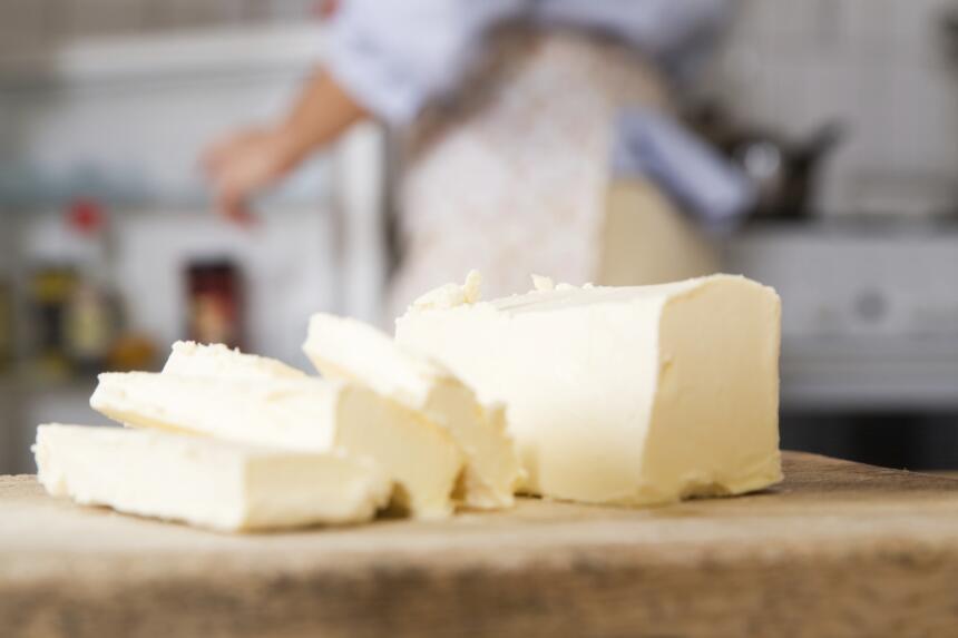 Sustituir mantequilla