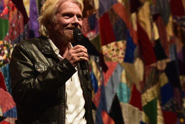 """Richard Branson - """"Tal vez mis problemas con la dislexia me hicieron más..."""
