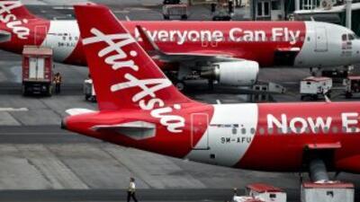 AirAsia, domiciliada en Kuala Lumpur, cuenta con una flota de 169 avione...