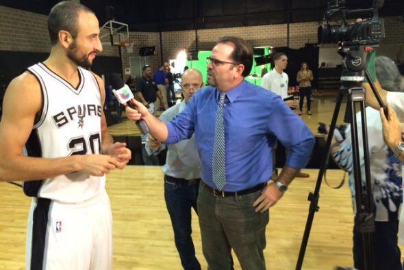 """""""Hablamos con los Spurs, estaba enojado, todavía lo estoy, pero entiendo..."""