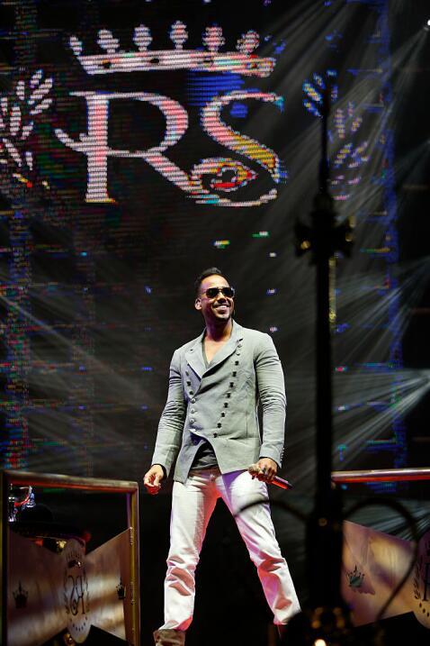 Romeo Santos estrena el video de 'Héroe Favorito' GettyImages-464817802.jpg