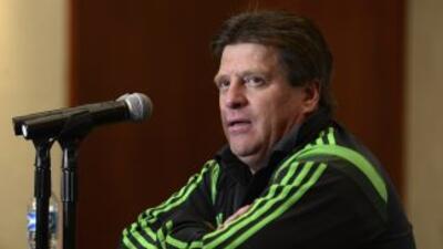 Herrera afirmó que hablará con sus jugadores para evitar desconcentracio...