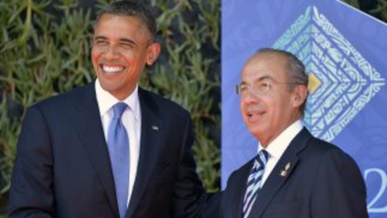 El presidente de Estados Unidos agradeció el apoyo que recibió durante s...