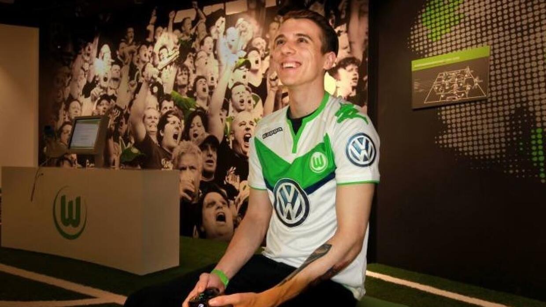 David Bytheway fue contratado por el Wolfsburg