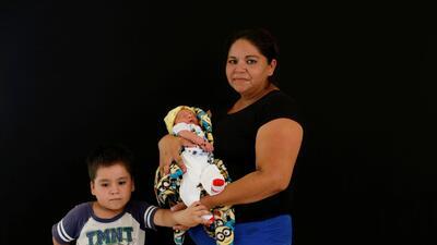 En fotos: Migrantes centroamericanos piden asilo en México para evitar las políticas de Donald Trump