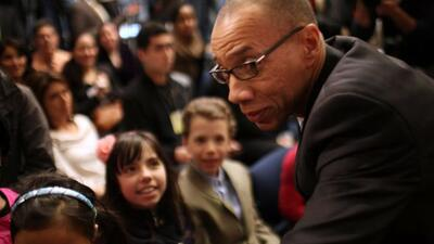 Dennis Walcoff fue nombrado como Nuevo Canciller en Nueva York