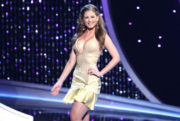 Es actriz, modelo y presentadora.