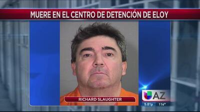 Muere recluso en el centro de detención Eloy