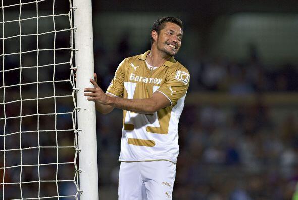 López sufrió un pequeño desgarre en la parte posterior de un muslo, que...