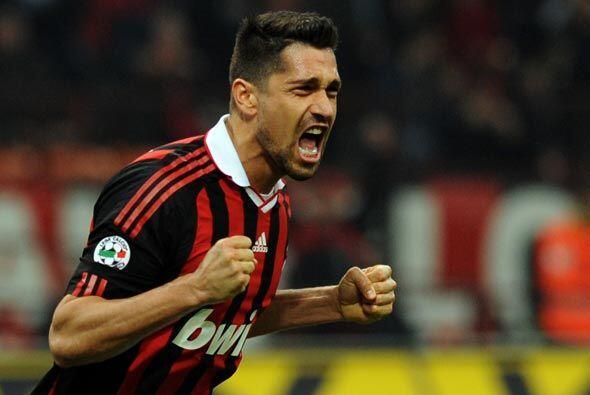 El atacante Marco Borrielo se encargó de convertir el tanto y poner el 1-0.
