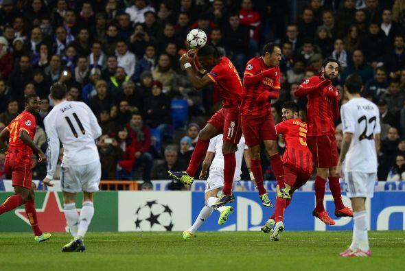 Ante la ausencia de Cristiano Ronaldo por lesión, Gareth Bale fue...
