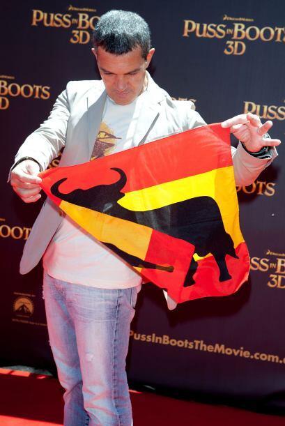 Banderas también posee las empresas Teatro Príncipe Pío y Gestión Cinema...