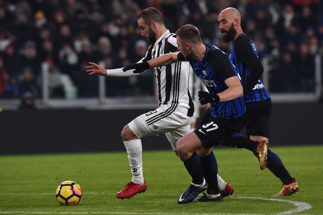 28 de abril - Inter Vs. Juventus (Serie A)