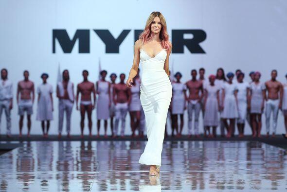 La ex Miss Universo, Jennifer Hawkins, es otra de las famosas que quiere...